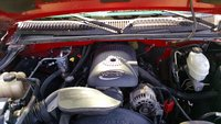 Picture of 2004 Chevrolet Silverado 2500 4 Dr LT Crew Cab SB, engine