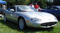 2001 Jaguar XK-Series XKR picture, exterior