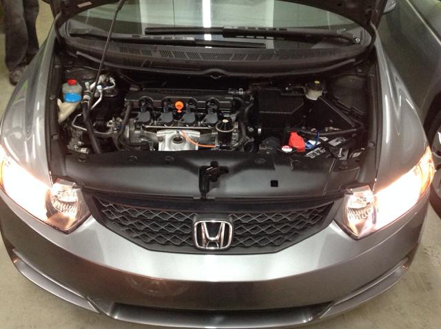 2009 Honda Civic Coupe