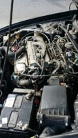 Picture of 2001 Nissan Altima SE, engine
