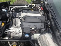 Picture of 1995 Chevrolet Corvette Coupe, engine