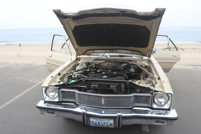 Picture of 1976 Dodge Aspen, engine, gallery_worthy