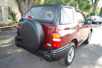 Picture of 2002 Chevrolet Tracker Base 4WD Convertible, exterior