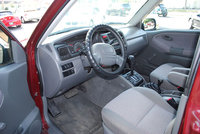 Picture of 2002 Chevrolet Tracker Base 4WD Convertible, interior