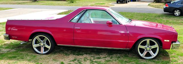 Picture of 1982 Chevrolet El Camino RWD, exterior, gallery_worthy
