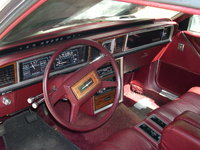Picture of 1981 Ford Thunderbird Landau, interior