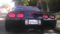 1999 Chevrolet Corvette Coupe picture