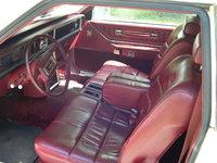 Picture of 1981 Ford Thunderbird Landau, interior