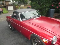 1977 MG MGB Picture Gallery