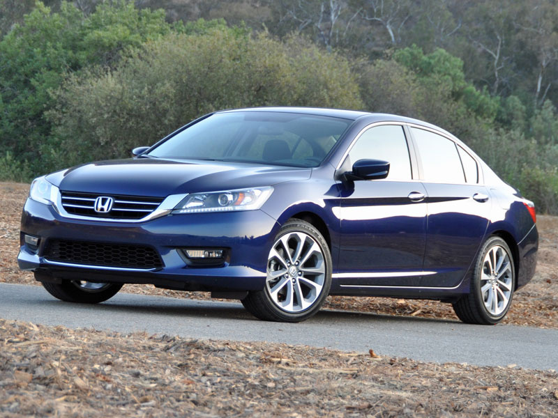 honda accord test drive review cargurus