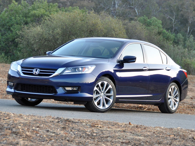 2015 Honda Accord Sport Sedan, exterior, gallery_worthy