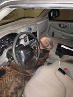Picture of 2003 GMC Sonoma SL Ext Cab 2WD, interior