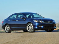 2015 Honda Accord Picture Gallery