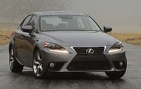2015 Lexus IS 350, Front-quarter view, exterior, manufacturer