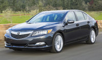 2015 Acura RLX Picture Gallery