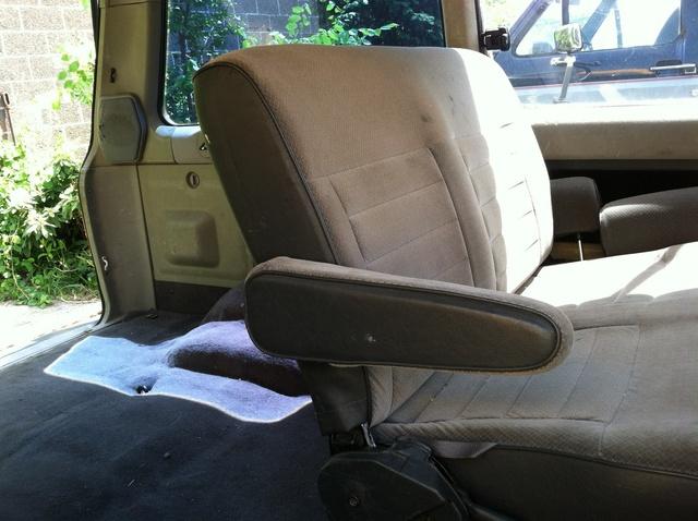 Picture of 1988 Toyota Van LE 4WD Passenger Van, interior, gallery_worthy