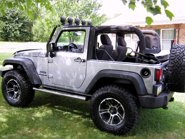 Picture of 2013 Jeep Wrangler Sport, exterior, gallery_worthy