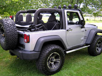 Picture of 2013 Jeep Wrangler Sport, exterior
