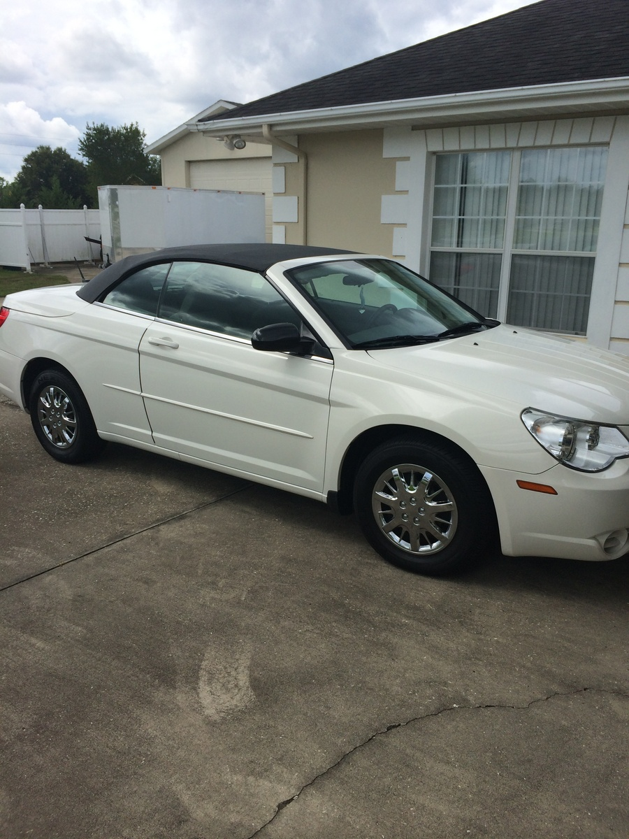 2008 chrysler sebring overview cargurus. Cars Review. Best American Auto & Cars Review