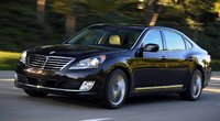 2015 Hyundai Equus, Front-quarter view, manufacturer, gallery_worthy