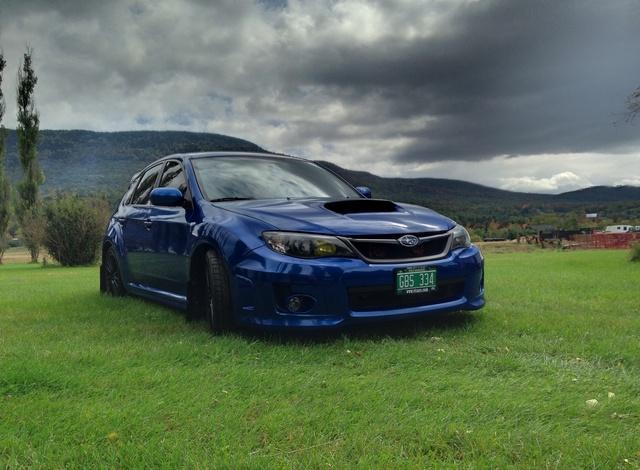 2014 Subaru Impreza Wrx Overview Cargurus