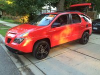 Picture of 2002 Pontiac Aztek AWD, exterior