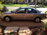 Picture of 1995 Ford Contour 4 Dr LX Sedan, exterior, gallery_worthy