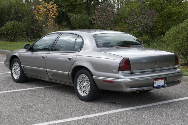 Picture of 1996 Chrysler LHS 4 Dr STD Sedan