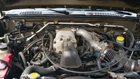 Picture of 2002 Nissan Frontier 4 Dr XE 4WD Crew Cab LB, engine
