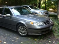 Picture of 2005 Saab 9-5 Arc 2.3T Wagon, exterior