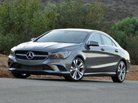 2014 Mercedes-Benz CLA-Class, 2014 Mercedes-Benz CLA250, exterior, gallery_worthy