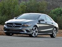 2014 Mercedes-Benz CLA-Class, 2014 Mercedes-Benz CLA250, exterior