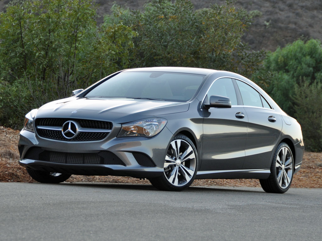 2014 mercedes benz cla class test drive review cargurus for Mercedes benze cla