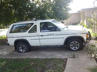 Picture of 1988 Nissan Pathfinder SE 4WD, exterior