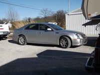 Picture of 2008 Cadillac STS V6 Luxury, exterior