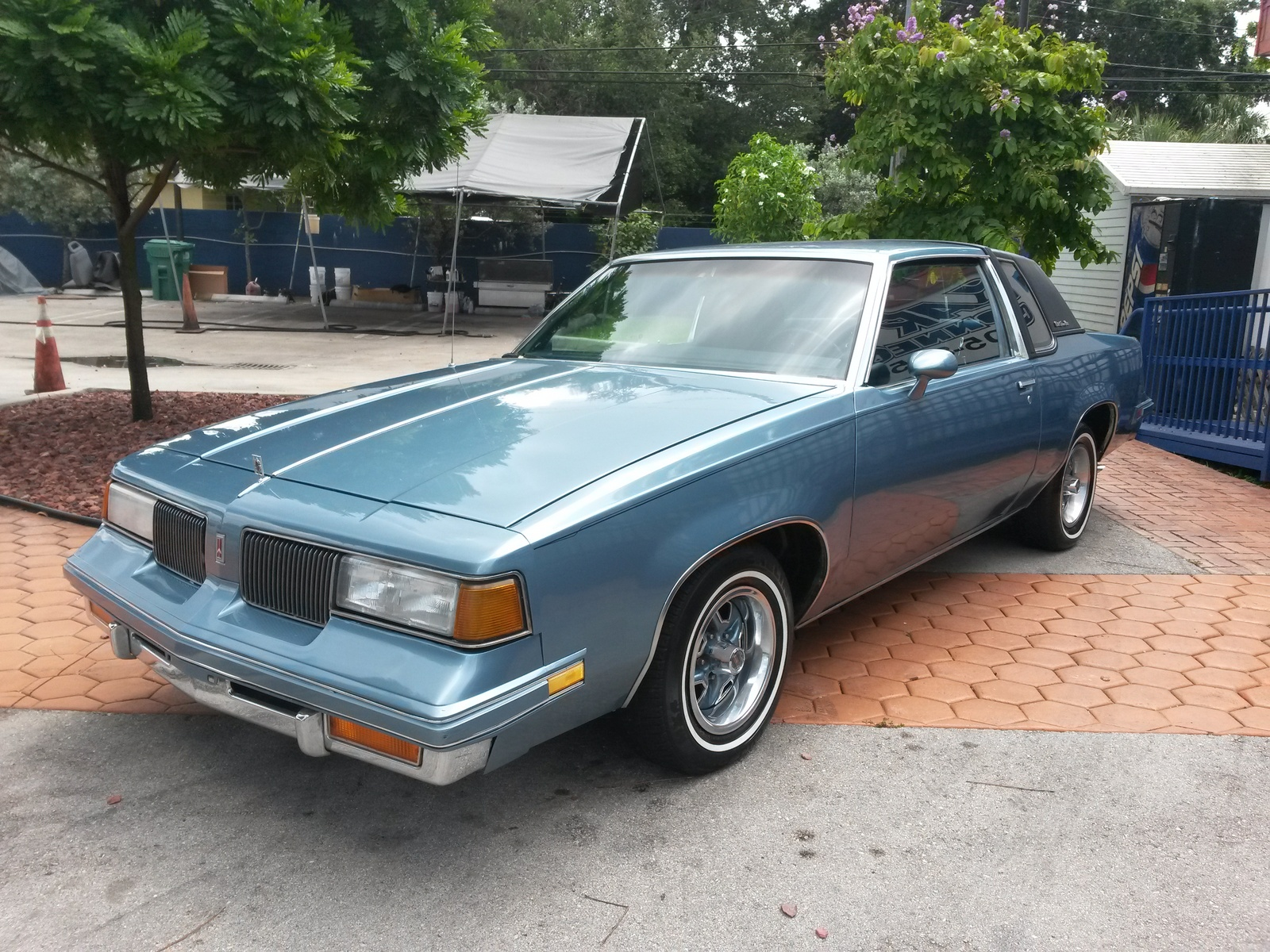 Picture of 1988 Oldsmobile Cutlass Supreme, exterior