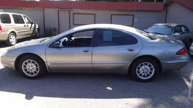 picture of 1998 chrysler concorde 4 dr lx sedan exterior. Cars Review. Best American Auto & Cars Review