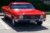 1971 GMC Sprint Overview