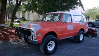 1971 Chevrolet Blazer Overview