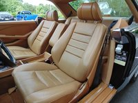 Picture of 1987 Mercedes-Benz 560-Class 560SEC Coupe, interior