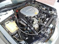 Picture of 1987 Mercedes-Benz 560-Class 560SEC Coupe, engine