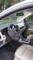 Picture of 2008 Lincoln MKX AWD, interior