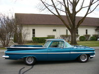 1959 Chevrolet El Camino Overview