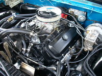 Picture of 1959 Chevrolet El Camino, engine