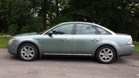 Picture of 2008 Ford Taurus Limited, exterior