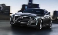 2015 Cadillac CTS, Front-quarter view. Copyright General Motors, exterior, manufacturer