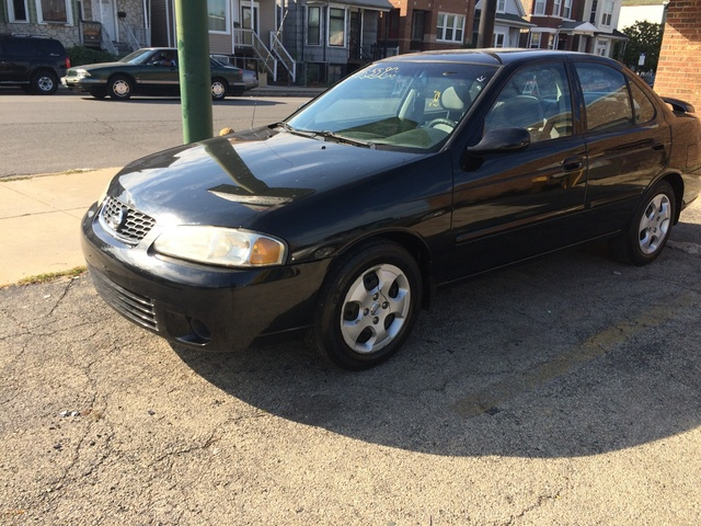 2003 nissan sentra pictures cargurus for Garage nissan gex
