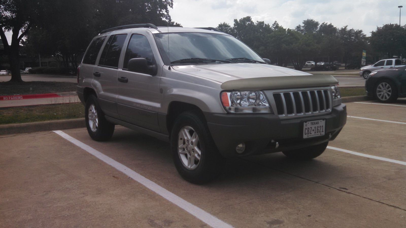 picture of 2004 jeep grand cherokee laredo 4wd exterior. Cars Review. Best American Auto & Cars Review