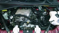 Picture of 2005 Pontiac Montana Base Extended, engine