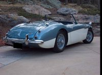 1960 Austin-Healey 3000 Overview